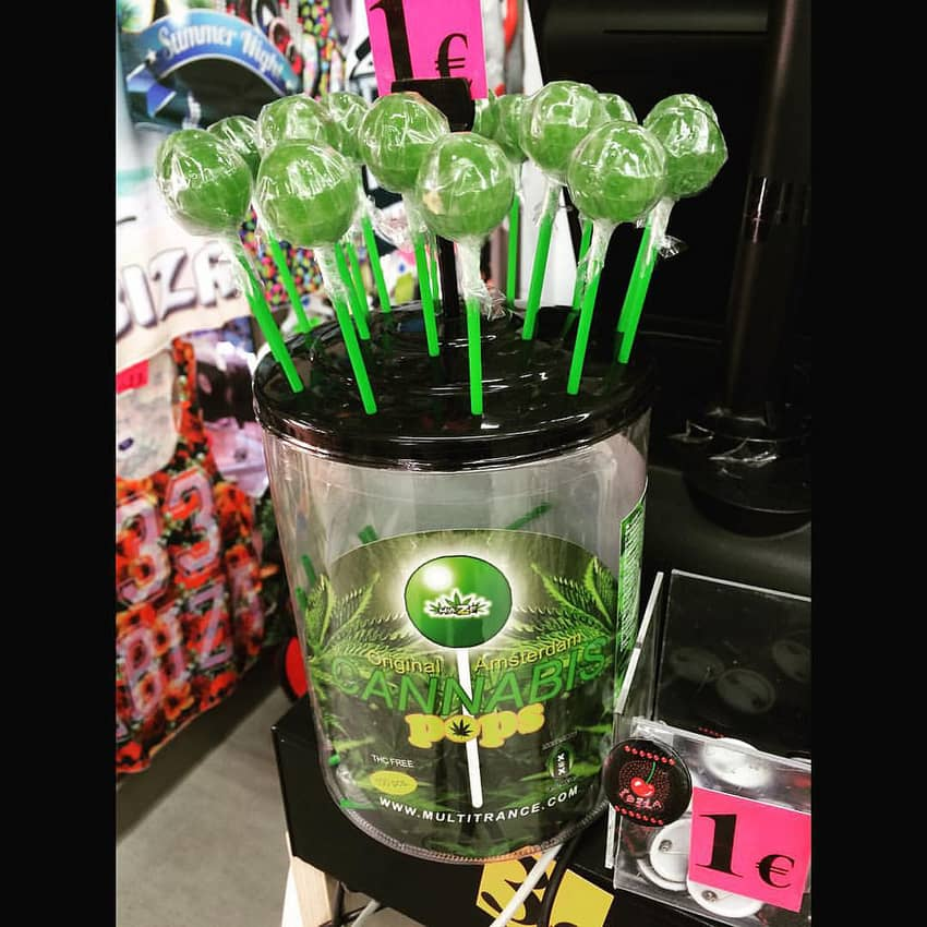 Do Weed Lollipops Get You High? - AmsterdamPartyGuide
